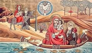 Holy Family in Egypt-SIS